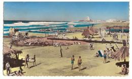 CPSM. Maroc. Casablanca. Tahiti Plage. 1961. - Casablanca