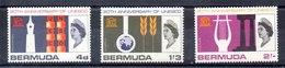 Serie De Bermuda N ºYvert 195/97 (**) - Bermudas