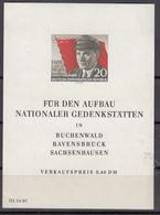 DDR (1956) - Foglietto N. 14 ** - [6] Repubblica Democratica
