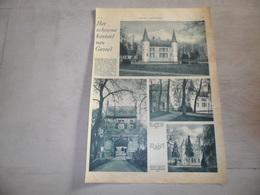 """Origineel Knipsel ( 1252 ) Uit Tijdschrift """" De Stad """" : Gestel  1936 - Vieux Papiers"""