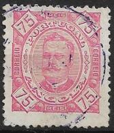 Angola – 1893 King Carlos 75 Réis - Angola