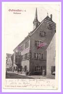 CPA - GEBRVEILLER - RATHUAS - COLMAR  (68 Haut-Rhin) - Colmar