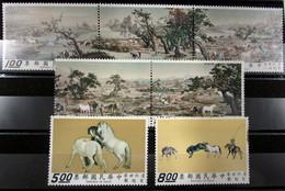 Formosa 704/10 ** - 1945-... Republic Of China
