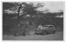 FOTO CARTOLINA ORIGINALE - AUTO - VOITURE - CAR - Automobiles