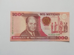 MOZAMBICO 1000 METICAS  1991 - Mozambico