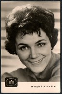 B9421 - Margit Schaumäker - Foto Autogrammkarte - Deutscher Fernsehfunk - DDR - Autogramme & Autographen