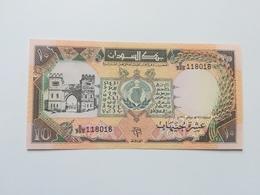 SUDAN 10 POUNDS 1991 - Soudan