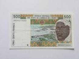SENEGAL 500 FRANCS - Sénégal