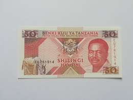 TANZANIA 50 SHILINGI 1993 - Tanzania