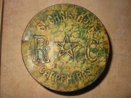 Ancienne Boîte St Christophe R * C Carpentras  Berlingots  Raquillet  Chabas - Boxes