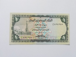 YEMEN 1 RIAL - Yemen