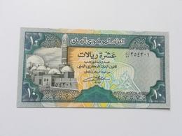 YEMEN 10 RIALS - Yémen