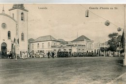 ANGOLA(LOANDA) - Angola