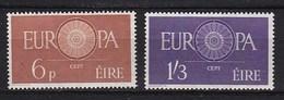 Europa CEPT - Ierland - MH - M 146-147 - 1960
