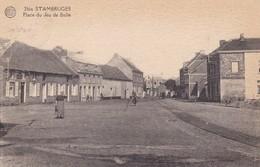Stambruges Place Du Jeu De Balle - Other