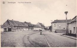 Stambruges Place Emile Vandervelde - Other