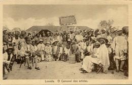 ANGOLA(LOANDA) TYPE(CARNAVAL) - Angola