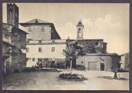CASTIGLION FIBOCCHI, Piazza Italia - Viaggiata - Italia