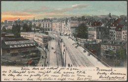 Le Grand Pont, Lausanne, Vaud, 1903 - Guggenheim & Co CPA - VD Vaud