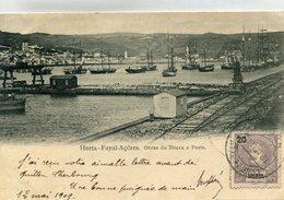 PORTUGAL(ACORES) FAYAL(HORTA) - Açores