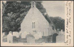 Auld Kirk, Alloway, Ayrshire, 1904 - Valentine's Postcard - Ayrshire