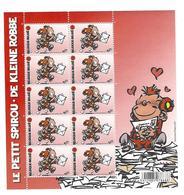 Belgie -Belgique 4446 Velletje Van 10 Postfris - Feuillet De 10 Timbres Neufs  - Kleine Robbe - Feuilles Complètes