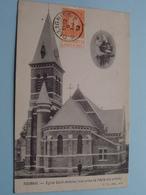 Tournai - Eglise Saint-Antoine ( C. G. Ath ) Anno 1912 Stamp Ollignies ( Voir Photo ) ! - Tournai