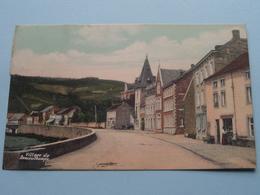 Village De REMOUCHAMPS ( J. Massange, Hôtel De La Gare ) Anno 1911 ( Voir Photo ) ! - Aywaille