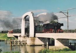 SSN 7 Stoomloc 65 018 Tijdens Dordt In Stoom . Wantijbrug - Trenes