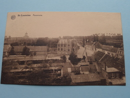 Panorama St. Laureins ( Albert / Uitg. Wwe Vandenfontyne ) Anno 19?? ( Voir Photo ) ! - Sint-Laureins