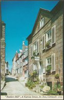 Bunkers Hill, St Ives, Cornwall, C.1960s - Harvey Barton Postcard - St.Ives