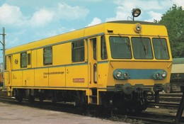 NS Meetwagen - Trains