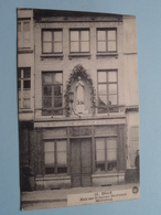Huis Van St. Joannes Berchmans Marktstraat ( G. Hermans - 16 ) Anno 19?1 ( Zie Foto ) ! - Diest