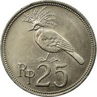 Monnaie, Indonésie, 25 Rupiah, 1971, TTB, Copper-nickel, KM:34 - Indonésie