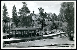 Mälarhöjden, Station, Stockholm, 27.2.1953 - Schweden