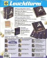 LEUCHTTURM - Feuilles VISTA Pour 4 Séries D'Euros Courants - Material