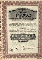 ITAC,Industries Transports Automobiles - Afrique