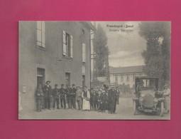 Franchepré - Joeuf - Douane Française - Customs