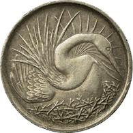 Monnaie, Singapour, 5 Cents, 1972, Singapore Mint, TTB, Copper-nickel, KM:2 - Singapour