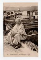 - CPA TAZA (Maroc) - Type De Marocain (superbe Gros Plan) - Editions Lévy N° 30 - - Autres