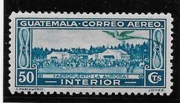 Guatemala Poste Aérienne N°37A - Neuf * Avec Charnière - TB - Guatemala