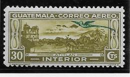 Guatemala Poste Aérienne N°36 - Neuf * Avec Charnière - TB - Guatemala
