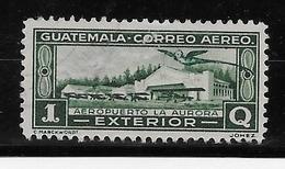 Guatemala Poste Aérienne N°51 - Neuf Sans Gomme - TB - Guatemala