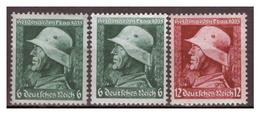 3.Reich: 1935: Nr. 569x,y, 570y, Postfrisch - Deutschland