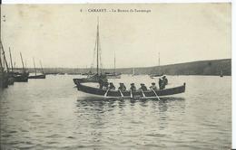 CAMARET - Le Bateau De Sauvetage - Camaret-sur-Mer