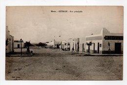 - CPA GUERCIF (Maroc) - Rue Principale - Edition Millet - - Autres