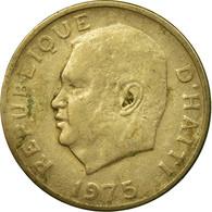 Monnaie, Haïti, 5 Centimes, 1975, TB, Copper-nickel, KM:119 - Haiti