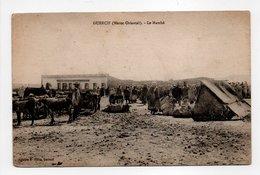 - CPA GUERCIF (Maroc) - Le Marché 1918 (belle Animation) - Edition Botta - - Autres