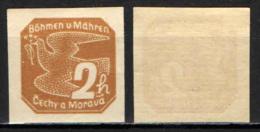BOEMIA E MORAVIA - 1939 - FRANCOBOLLO PER GIORNALI - MNH - Boemia E Moravia