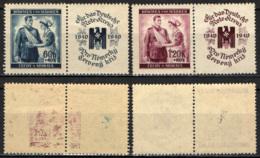 BOEMIA E MORAVIA - 1940 - CROCE ROSSA - MNH - Boemia E Moravia